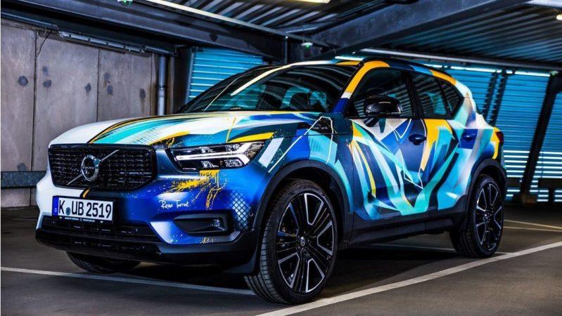 Volvo spendet 555.555 Euro
