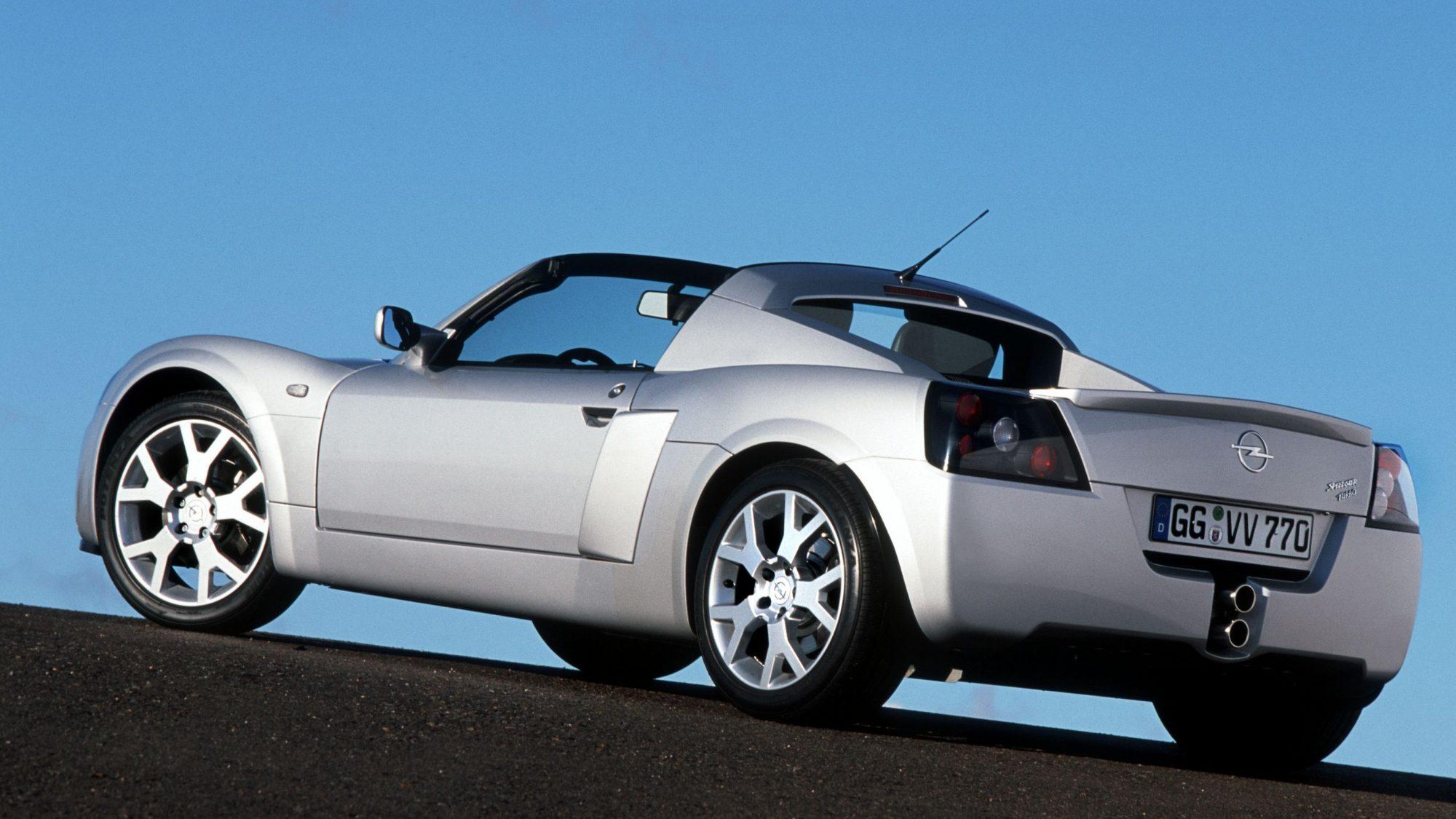 Opel Speedster (2001 - 2005)