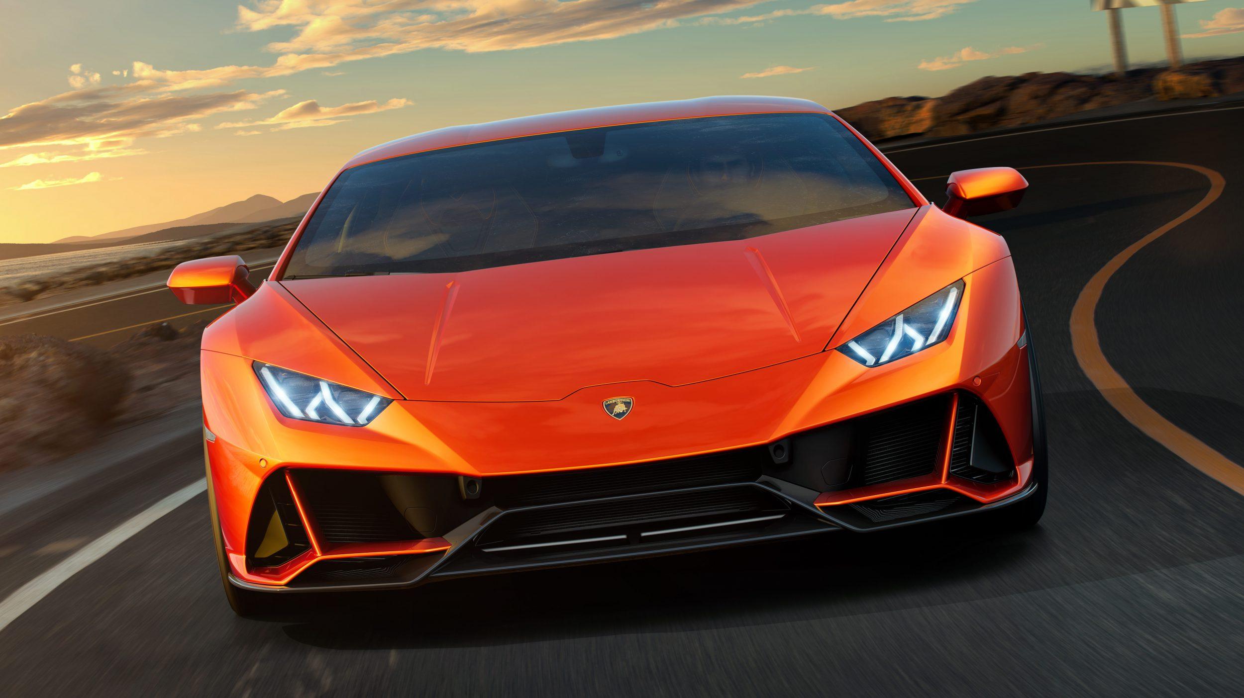 Lamborghini Huracán Evo_Titelbild
