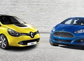 Renault Clio mu, Ford Fiesta mı?