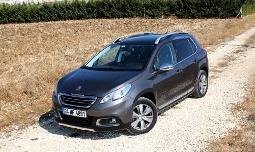 Merak ettiğiniz kadar var: Peugeot 2008