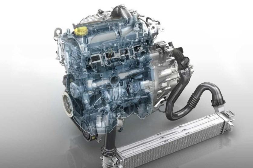 ENERGY 1.2 TCe MOTOR