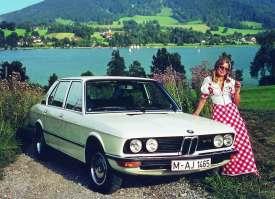 BMW 5-SERİSİ E12