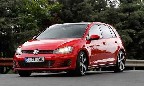 Her şeyi o başlattı: VW Golf GTI