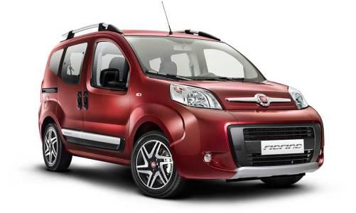 Fiat Fiorino 2015 yenilikleriyle gençleşti