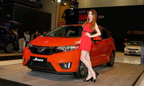 Honda altı yeni modelle gövde gösterisi yaptı