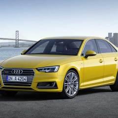 Yeni Audi A4 Türkiye'de