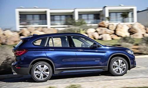 BMW X1 tamamen yenilendi