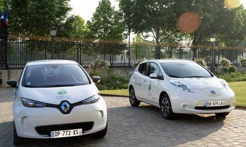 Renault-Nissan'dan 250 bin elektrikli satışı
