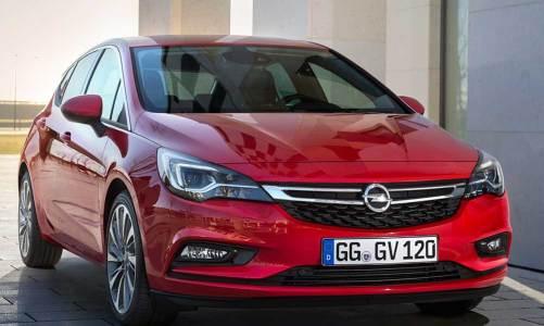 Yeni Opel Astra kasımda Türkiye'de