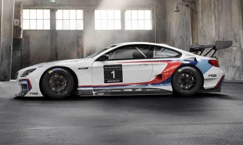 BMW'den yeni bir çılgın: M6 GT3