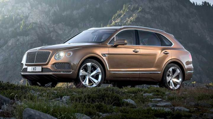 En hızlı ve en lüks SUV: Bentley Bentayga