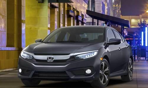 Yeni Honda Civic Sedan Amerika'da tanıtıldı