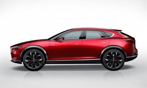 Mazda'dan geleceğin crossover'ı