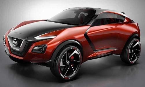 Nissan'dan geleceğin crossover'ı