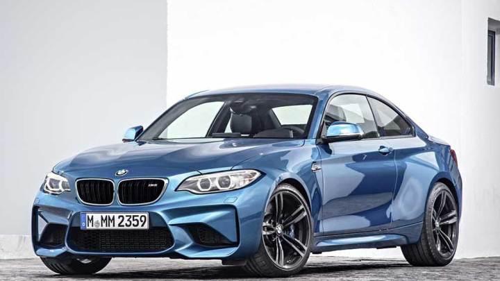 BMW'den 365 HP'lik M2