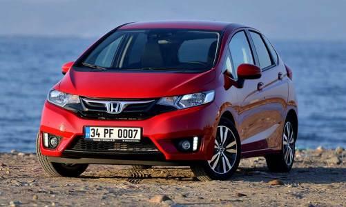 Honda HR-V ve Jazz'a beş yıldız