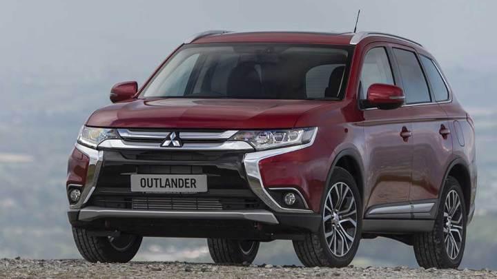 Yeni Mitsubishi Outlander Türkiye'ye geldi