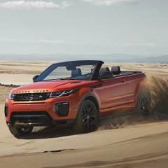 Range Rover Evoque Cabrio Türkiye'de