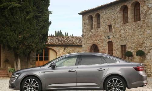 Renault Talisman yılın en güzel otomobili
