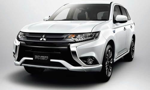 Mitsubishi Outlander PHEV'in satış başarısı