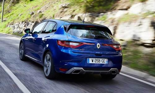 Yeni Renault Megane ve Talisman'a beş yıldız