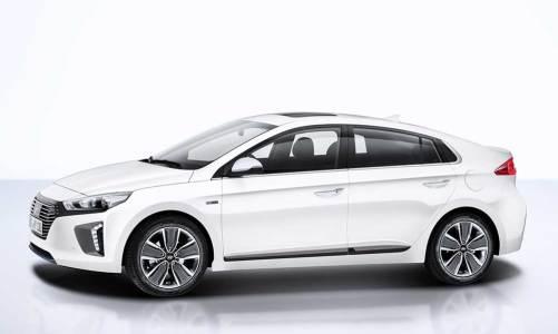 Hyundai Ioniq'e beş yıldız