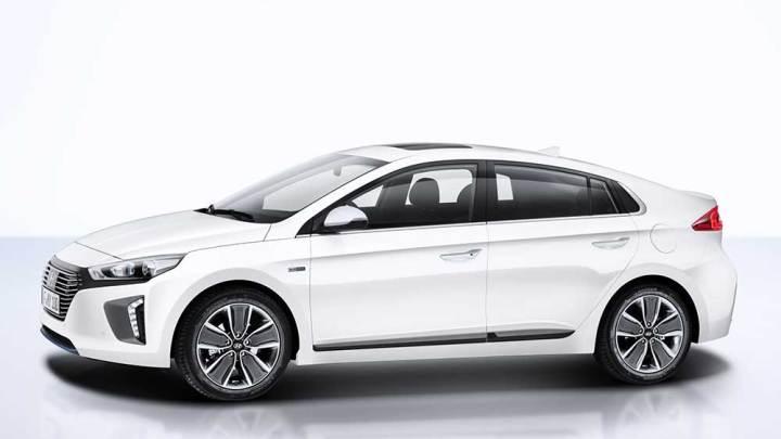 Hyundai Ioniq geliyor