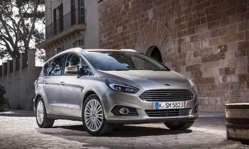 Yeni Ford S-Max ve Galaxy Türkiye'de