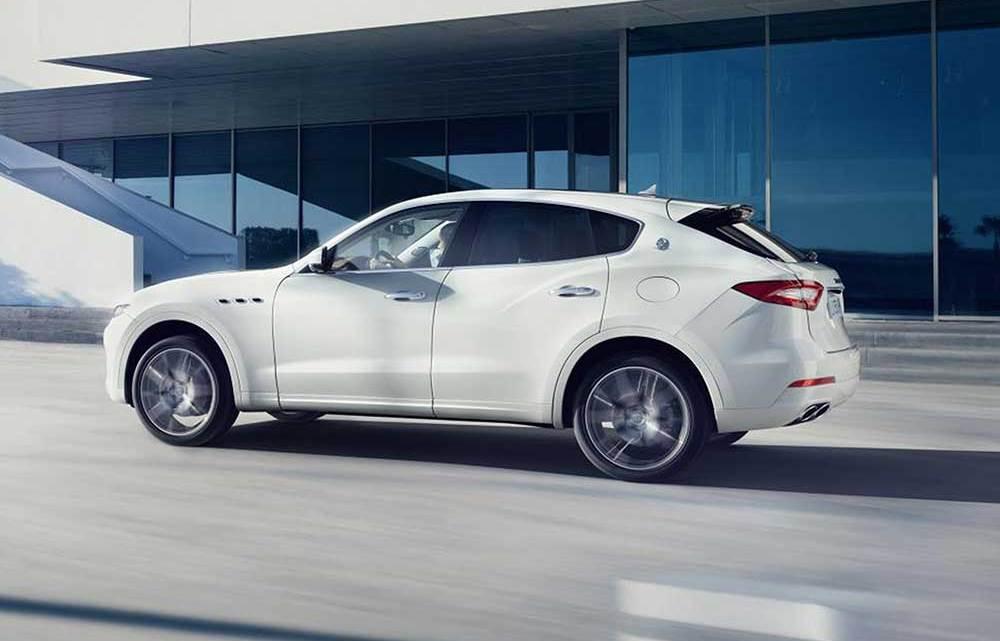 Maserati Levante ilkbaharda gelecek