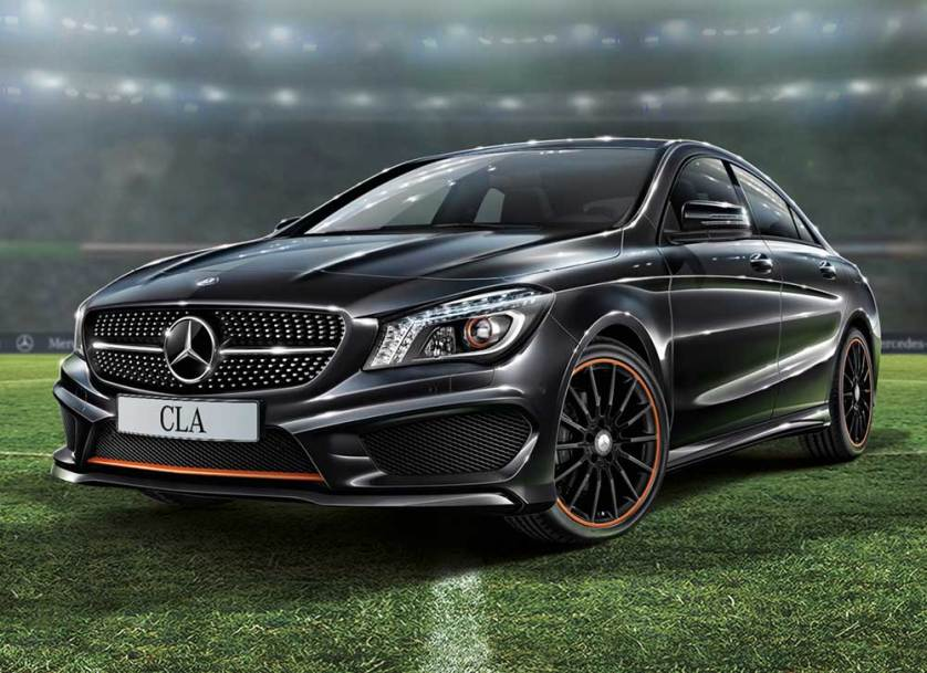MERCEDES CLA 200 AMG SCORE EDITION