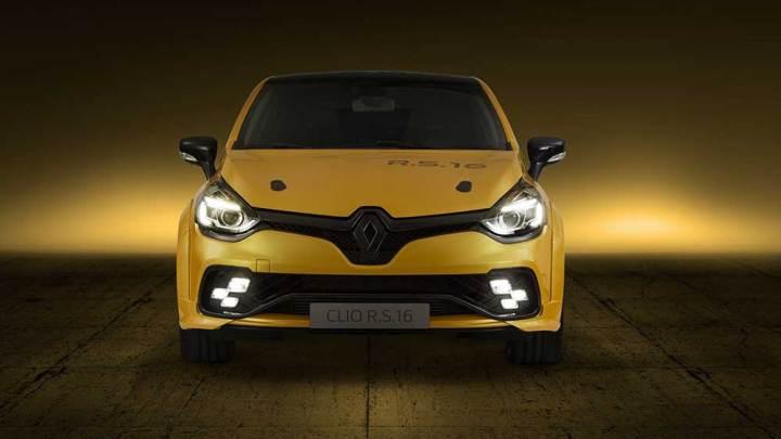 Renault Sport'un son harikası: Clio R.S. 16