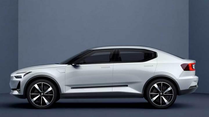 Volvo'dan yen 40 Serisi konseptleri