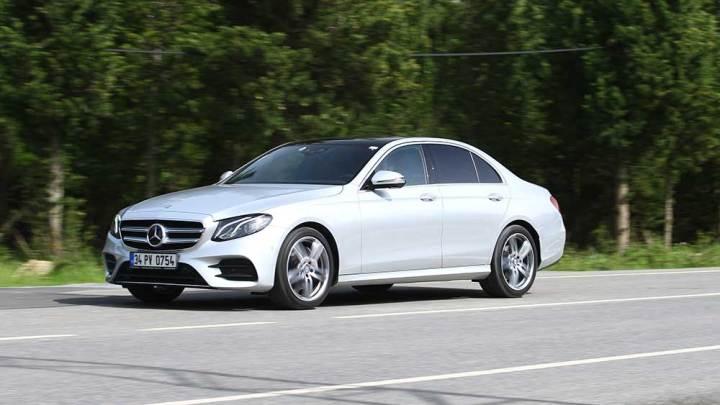 Yeni Mercedes E-Serisi sürüş izlenimi