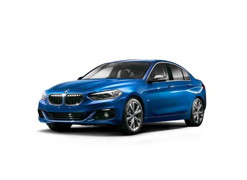 BMW 1-SERİSİ SEDAN