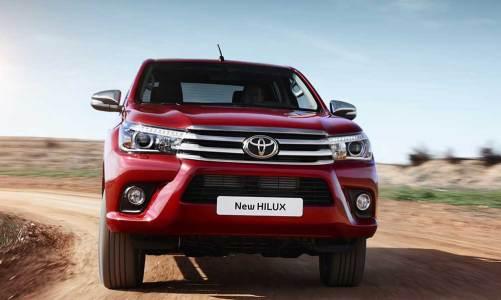 Toyota Hilux satışta zirvede