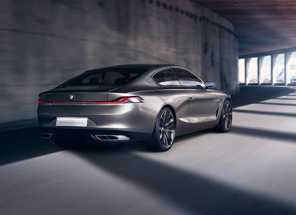 BMW GRAN LUSSO CONCEPT