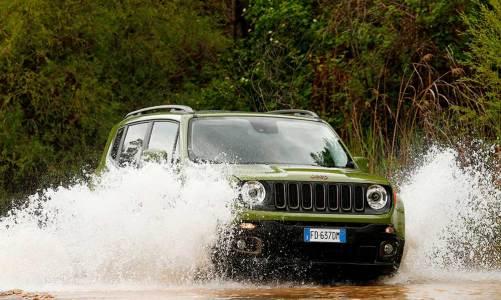 Jeep Renegade'e 75'inci yıl özel versiyonu