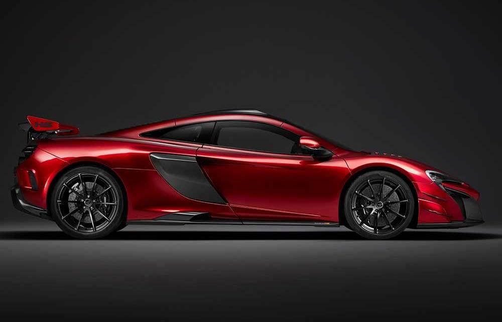 Daha tanıtılmadan hepsi satıldı: McLaren MSO HS