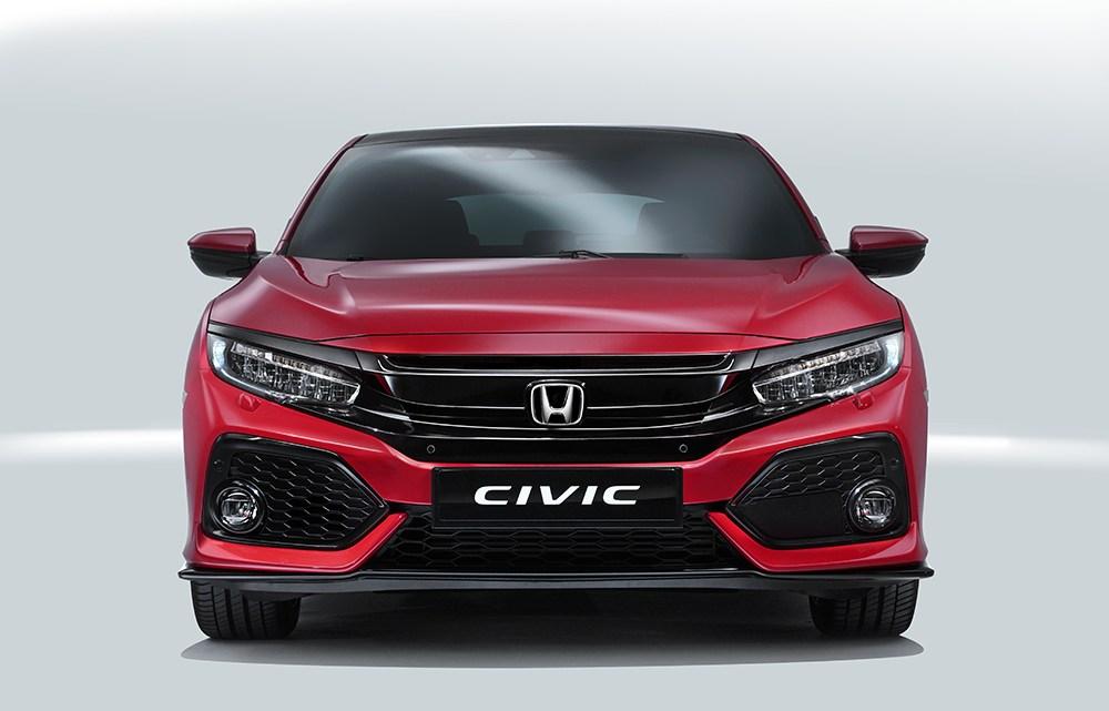 Yeni Honda Civic HB gün sayıyor