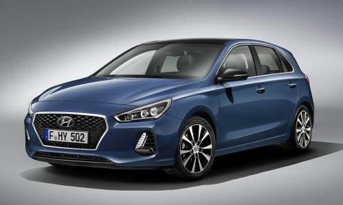 Yeni Hyundai i30'a tasarım ödülü