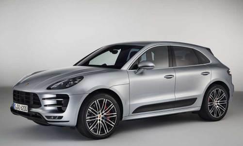 Porsche Macan Turbo'ya performans paketi