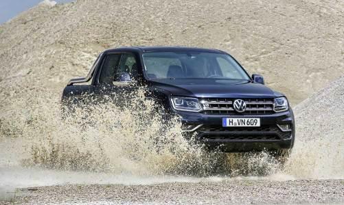 Yeni Volkswagen Amarok Türkiye'de