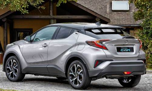 Toyota C-HR kaç para olacak?