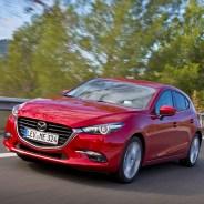 2017 model Mazda3 satışa sunuldu