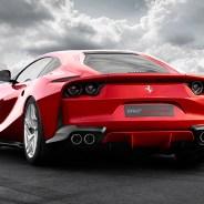 Gelmiş geçmiş en güçlü Ferrari: 812 Superfast
