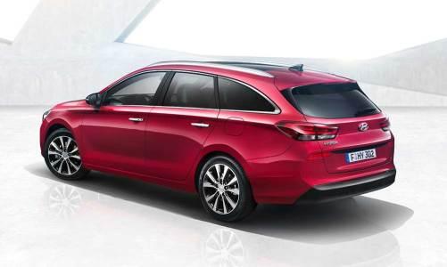 Yeni Hyundai i30'a station versiyon geldi