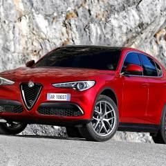 Alfa Romeo'nun ilk SUV'u Stelvio