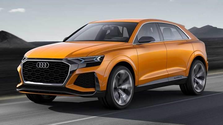 Audi'den dev SUV konsepti: Q8