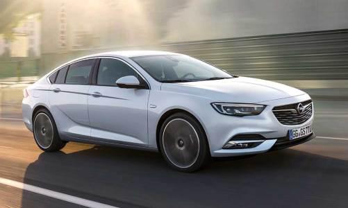 Opel Insignia'ya yeni dizel motor